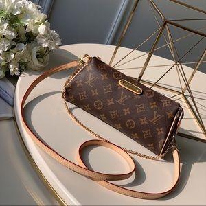 Louis Vuitton Eva monogram